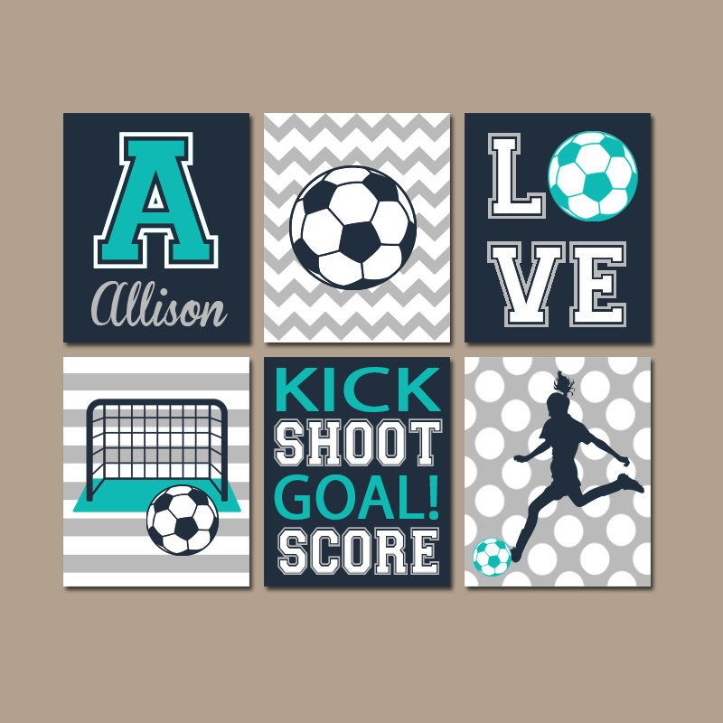 This Item Is Unavailable Soccer Wall Art Wall Decor Bedroom