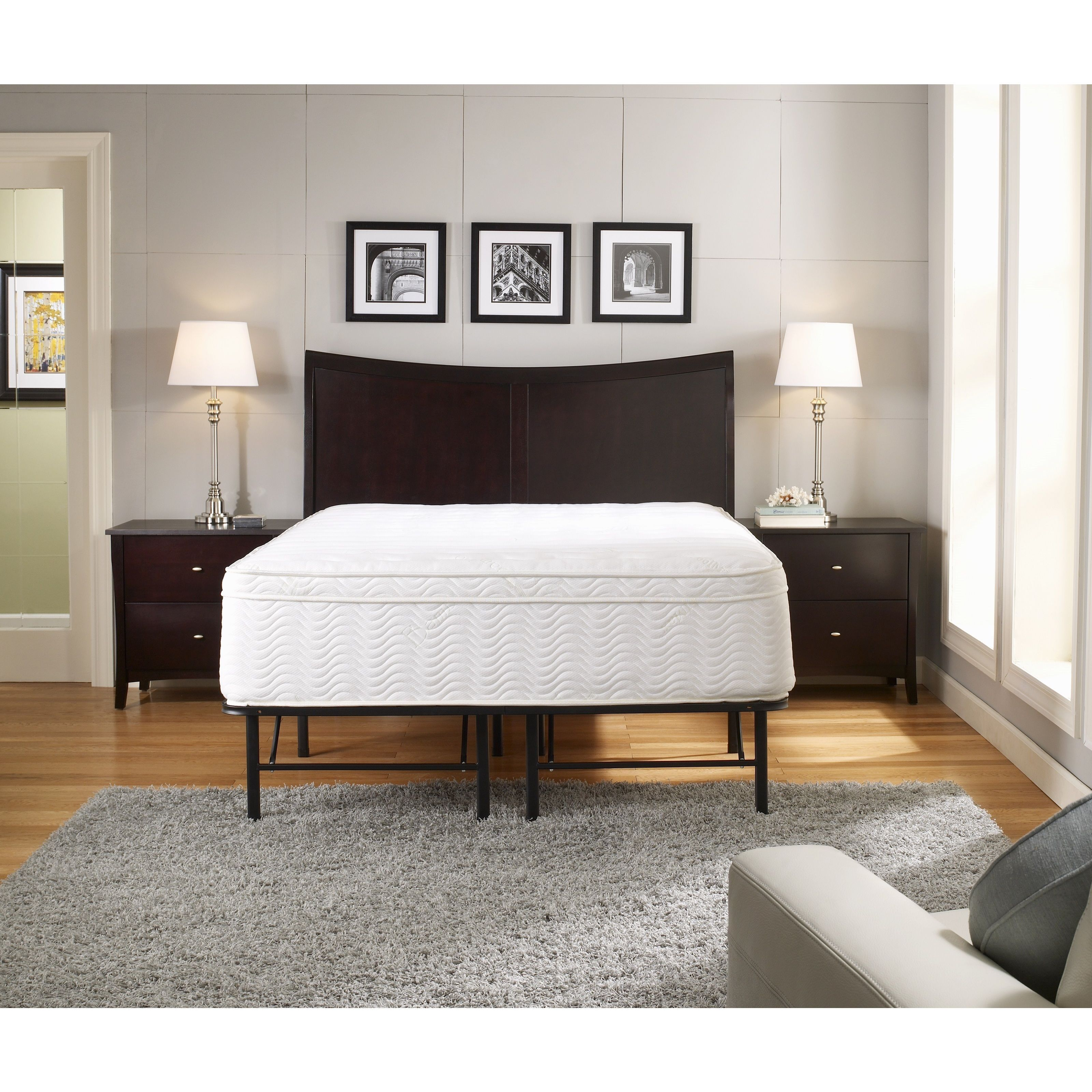 Online Shopping Bedding Furniture Electronics Jewelry Clothing More Bed Frame Metal Platform Bed Steel Bed Frame