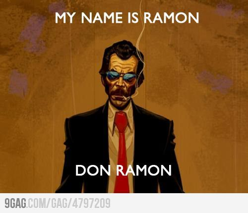 ONLY DON RAMON