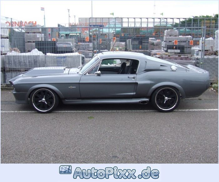 1967 Ford Mustang Shelby Gt500 Eleanor Mustang Shelby Ford