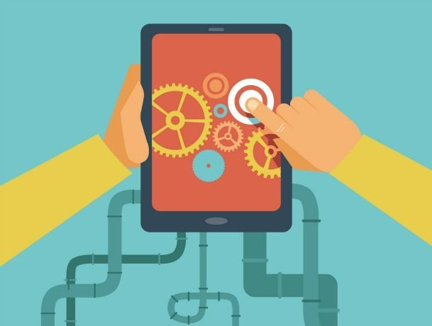 Mobile Piping Wallpaper With Images Mobile App Development