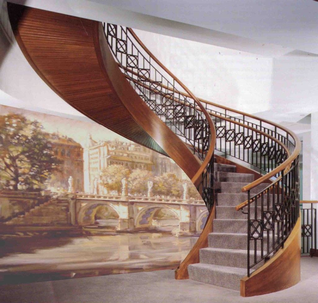 Best Half Circle Stairs With Images Circle Stairs Stairs 640 x 480