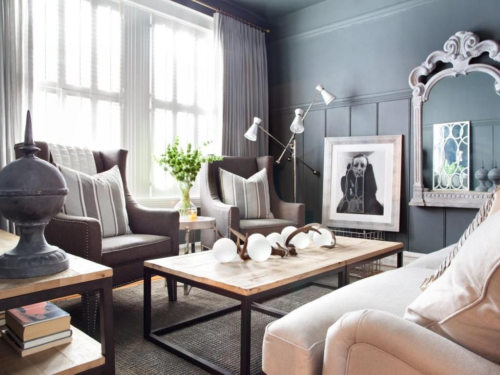 5+ Masculine Living Room Ideas & Inspirations  Man of Many in