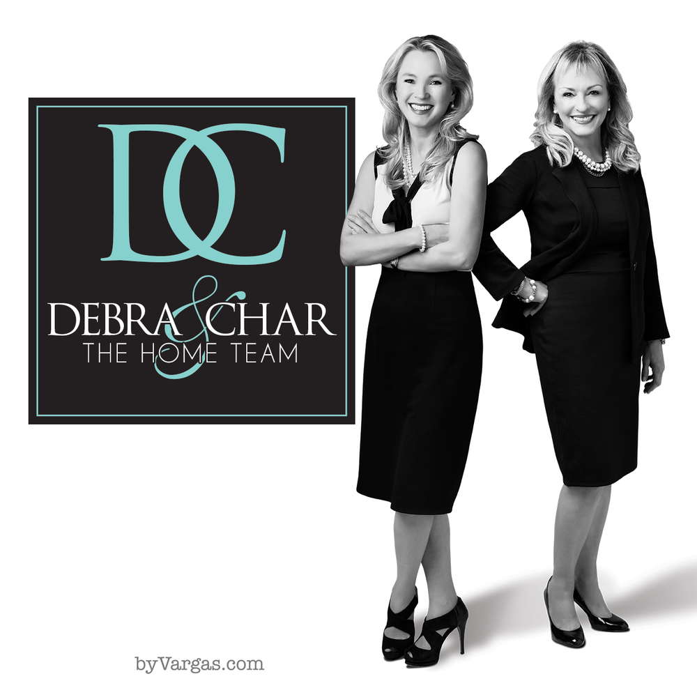 Branding for the real estate professional vargas creative group team branding for san diego real estate agent debra mulvihill and char orth with berkshire hathaway at vargas creative group inc magicingreecefo Gallery