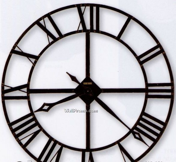 Large Black Kitchen Clock Part - 23: Lacy Wrought Iron Wall Clock Google Image Result For Http://www.wellpromo