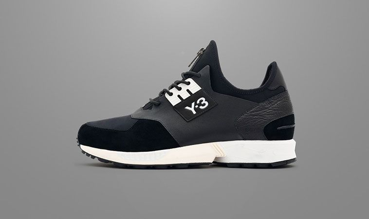 New adidas Y-3 ZX Zip Sneakers Fall/Winter 2014 | ALPHASTYLES