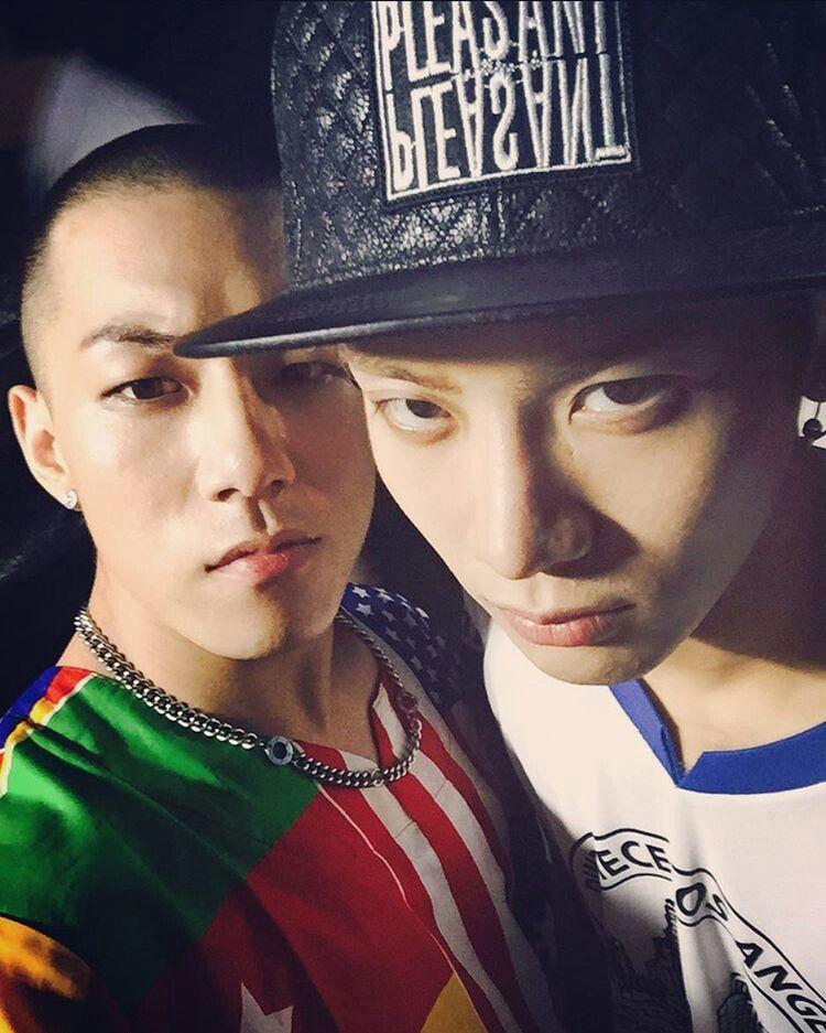 Chu Xiao Xiang A K A Casper From Cross Gene With Jackson Wang From Got7 Cross Gene Got7 Jackson Jackson