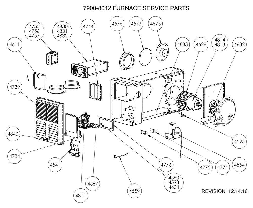 suburban rv furnace parts diagram wiring diagram forward rv furnace parts diagram wiring diagram query suburban [ 1000 x 823 Pixel ]