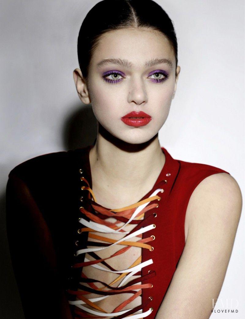 imgchili cat Photo of fashion model Zhenya Katava - ID 340901 | Models | The FMD #lovefmd