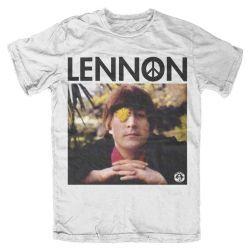 John Lennon ICONIC Licensed Adult T-Shirt All Sizes