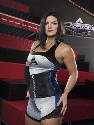 American gladiator lesbian commit