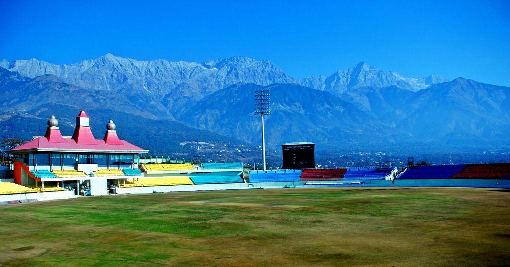 5 Amazing Things About Dharamshala Cricket Stadium Cool