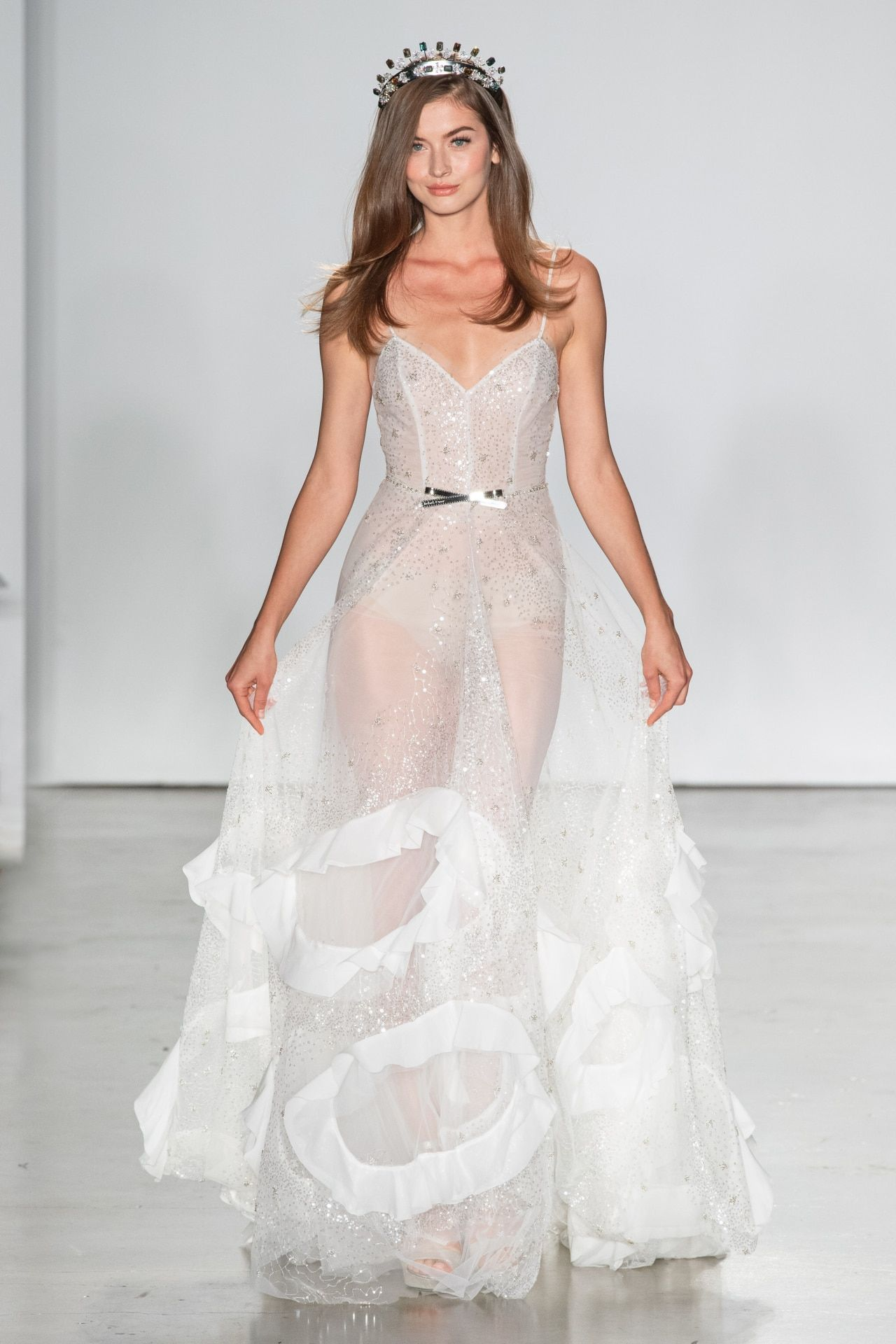 Helen Rodrigues on the top trends from Bridal Fashion Week autumn 2020