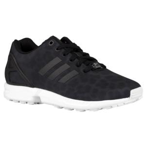 adidas Originals ZX Flux - Women\u0027s - Black/Black/White