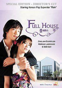 Full House 2004 Kbs Rain Song Hye Kyo Kdrama Full House Korean Drama Full House Korean Drama