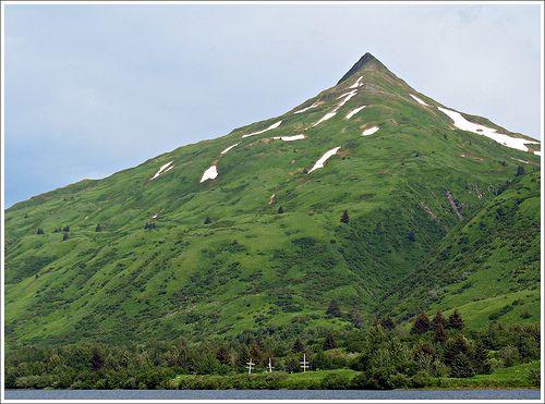 "Image result for pyramid hike kodiak"""
