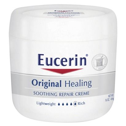 Eucerin Original Healing Cream 16oz Eucerin Skin Care Moisturizer Dry Skin On Face