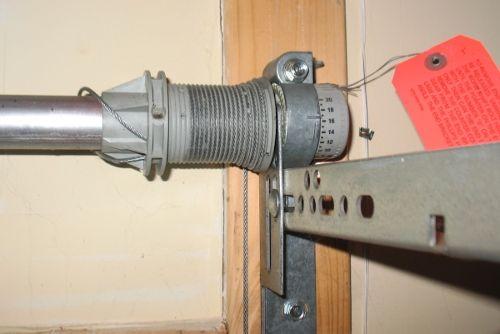 High Lift Garage Door Conversion Garage Door Installation Door Installation Garage Door Maintenance