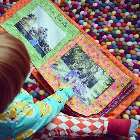 Sur le blog je vous montre le livre grigri duhellip