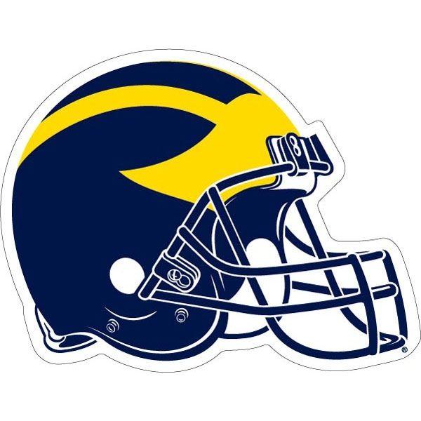 Michigan Wolverines Football Helmet Michigan Wolverines Football Michigan Football Michigan Wolverines