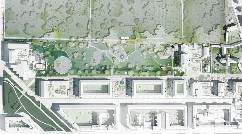 soul of nørrebro concept wins major climate adaptation project in copenhagen