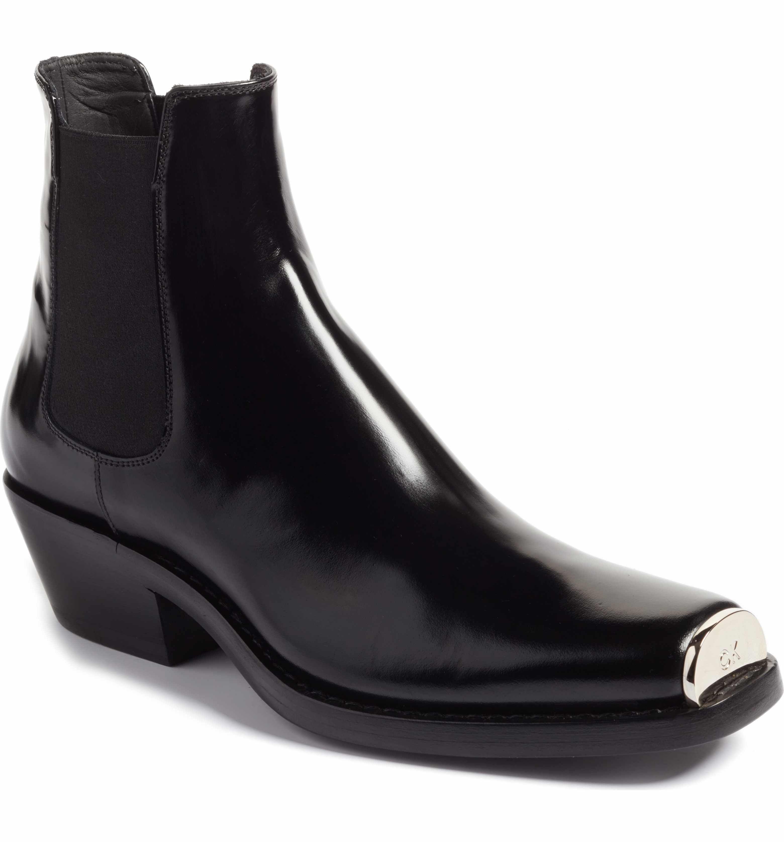calvin klein chelsea boots