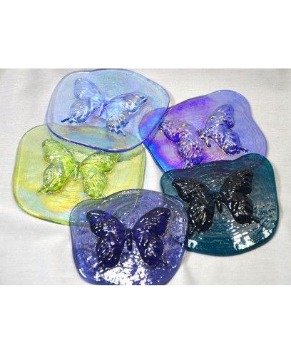 Grab Bag - Butterfly Jewels | Kokomo Opalescent Glass