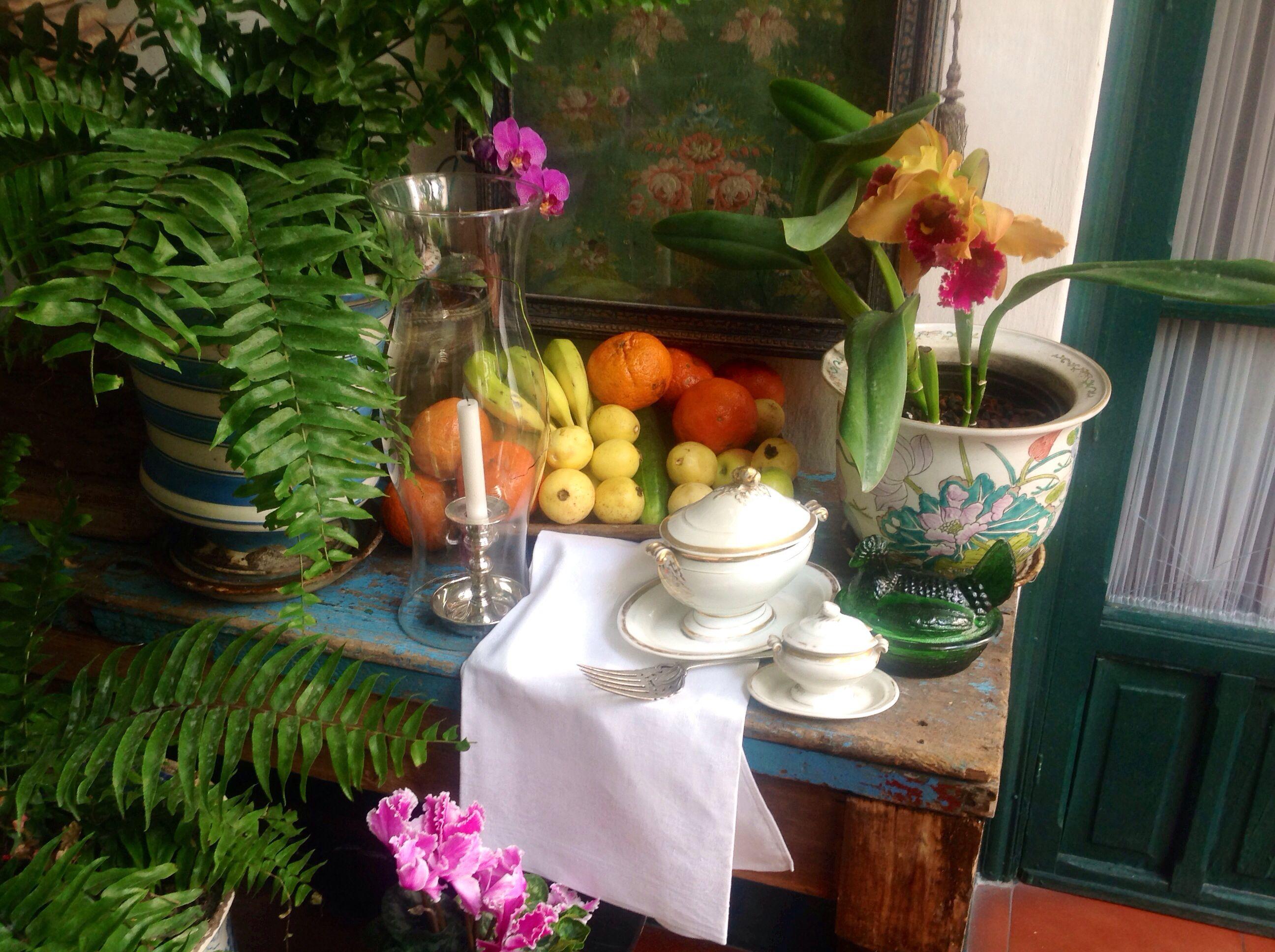 Welcome Foodies at La Quinta de San Antonio!