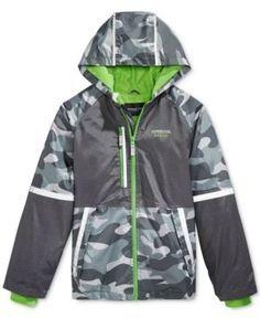 Image result for big front pocket on toddler boy jacket