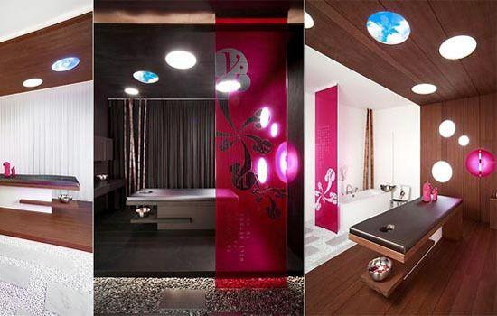 master bath colors - but w/ more light best design spa relaxation4, Innenarchitektur ideen