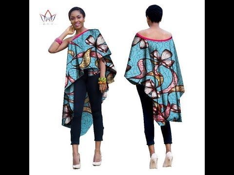 Unique Ankara Styles That Will Trend In 2018; Great And Stylish ...