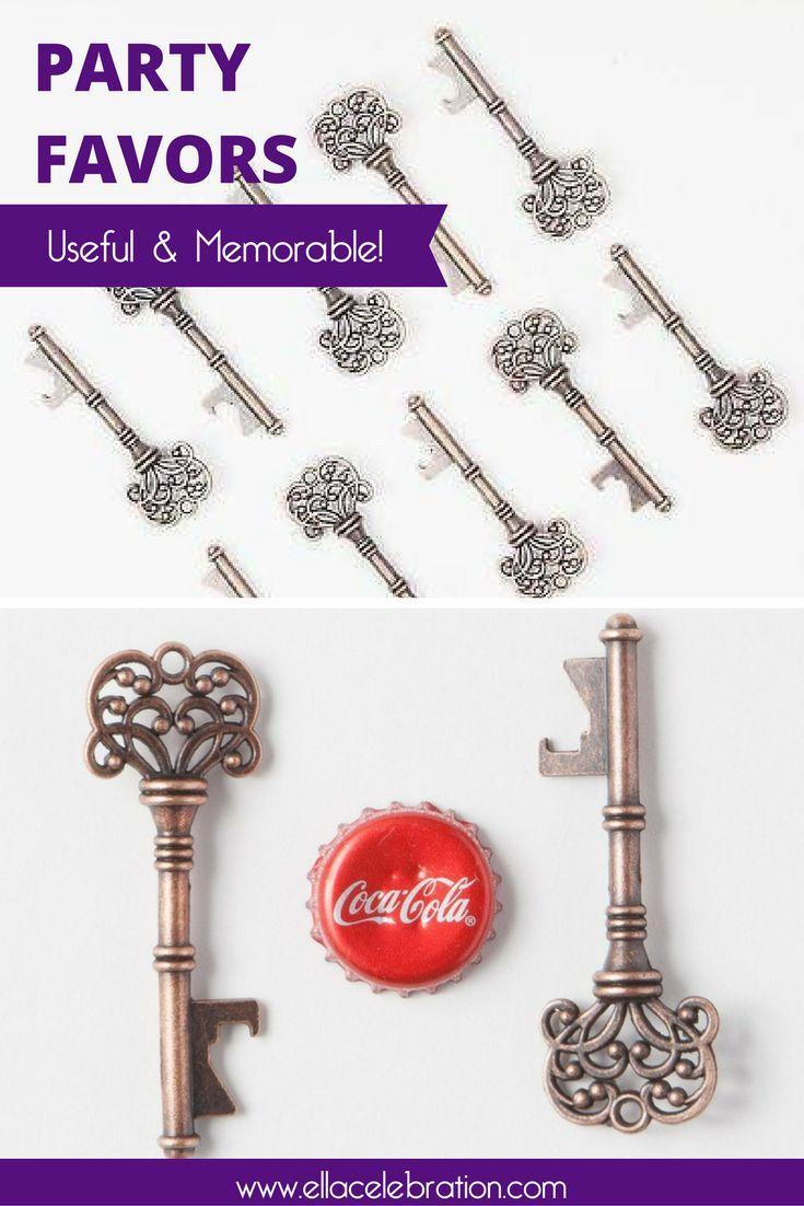 50 Key Bottle Openers - Antique Copper Vintage Skeleton Keys ...