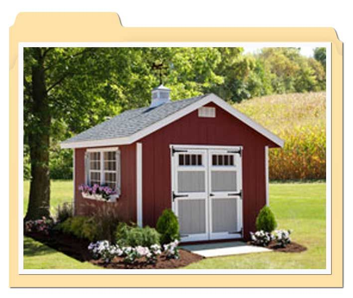 Landscape Around Your Garden Shed For The Same Reasons You