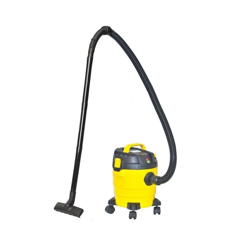 Aleko Portable Heavyduty Wet and Dry Vacuum Cleaner, Yellow