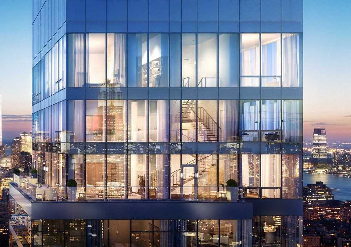 Nyc Penthouses For Parties Most Expensive New York Penthouses Interior Home Interior