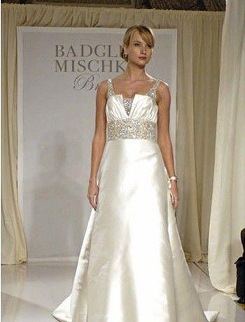 Badgley Mischka Discount Designer Wedding Dresses | My Dream Wedding ...