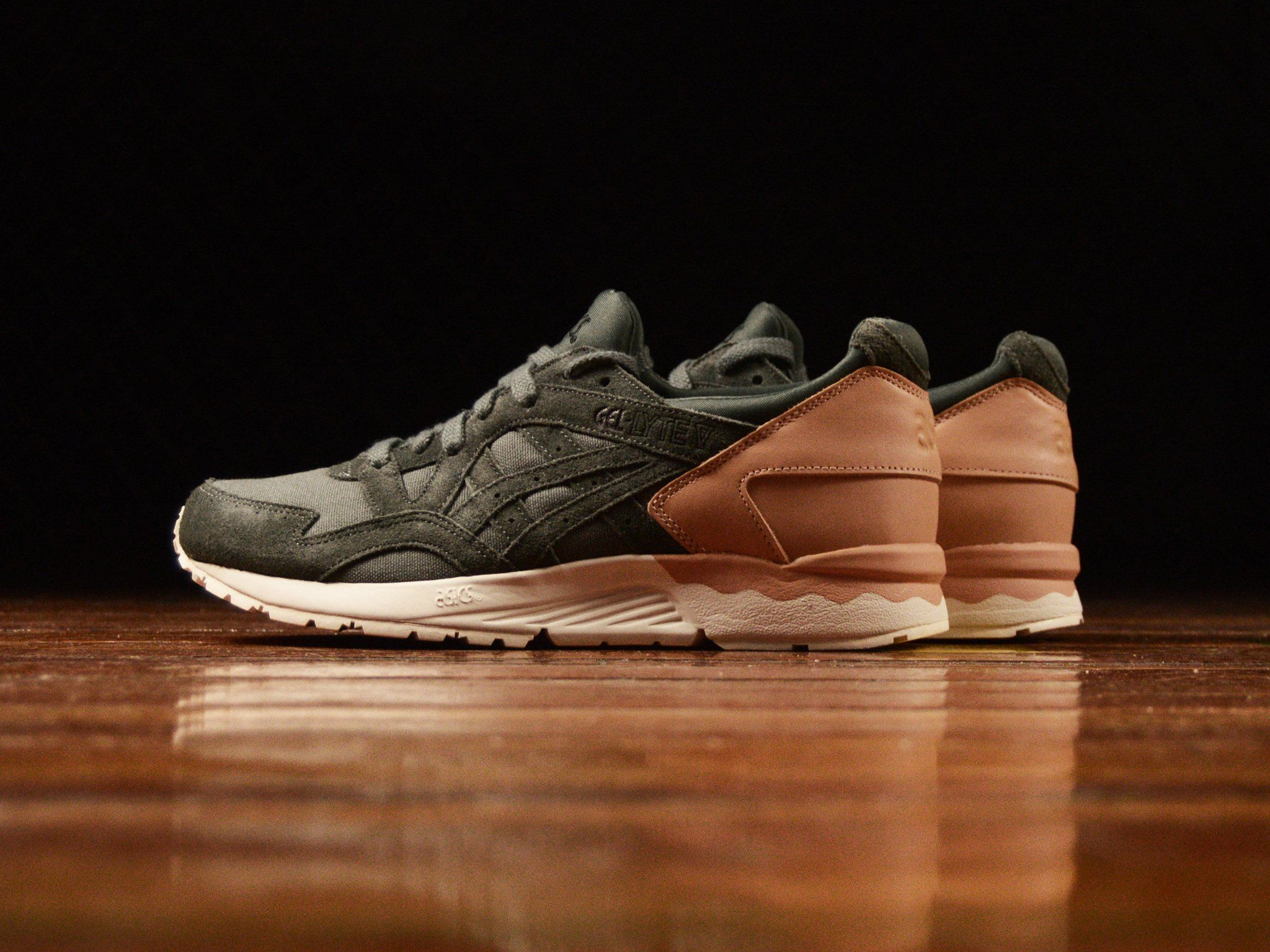 huge selection of b9eef 2be83 Men's Asics Gel-Lyte V 'Dark Forest' [H835L-8282] | Asics ...