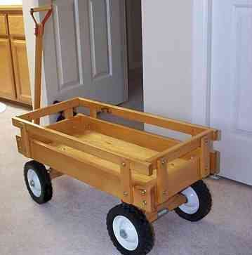 wooden wagon plans - Google Search