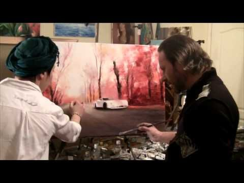 Art Instruction Video / DVD - Realistic Painting Package ...