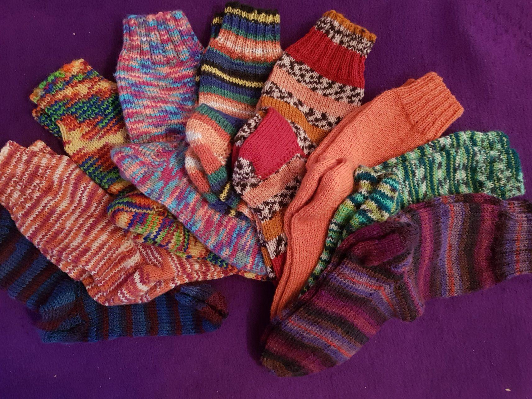 Photo of Stricken Sie Socken wie Oma mit einfachen Anweisungen!