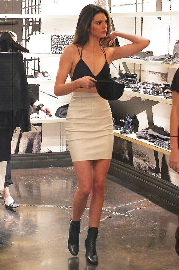 Kendall Jenner Clothes Pinterest Vestimentas, Falda y Crear