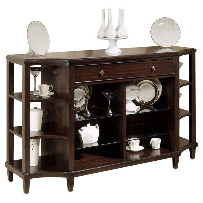 Montrose Console Table | Bernhardt furniture, Dining room ...