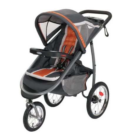 Graco FastAction Fold Jogger Stroller Customer Reviews