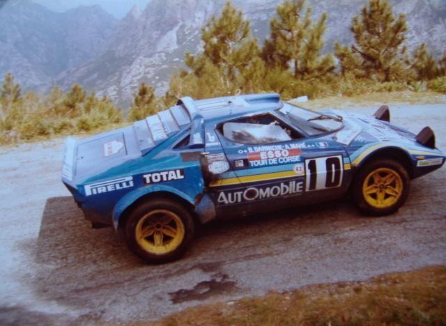 stratos darniche tour de corse1981