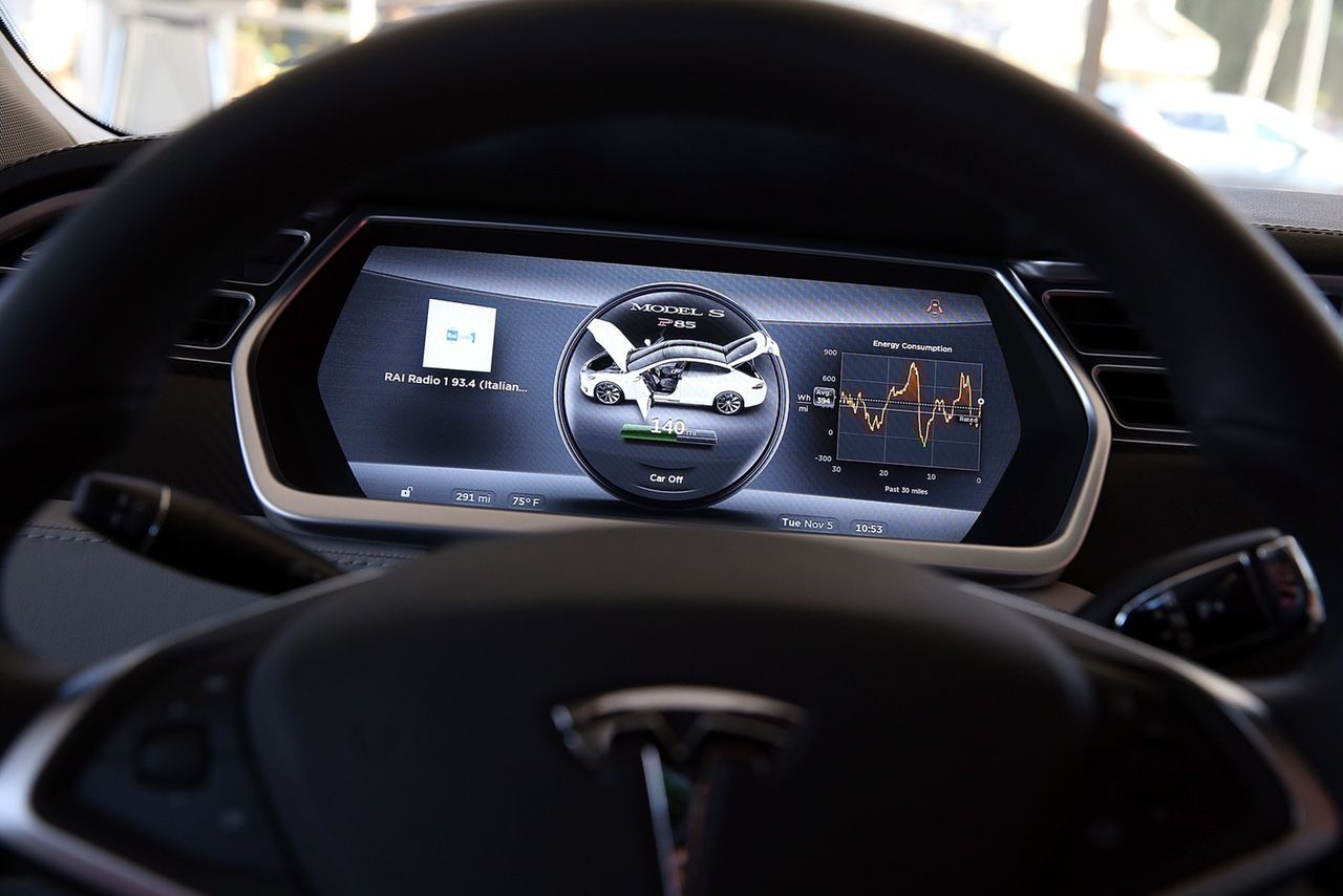 Elon Musk Tesla Autopilot Features Coming Thursday With Images