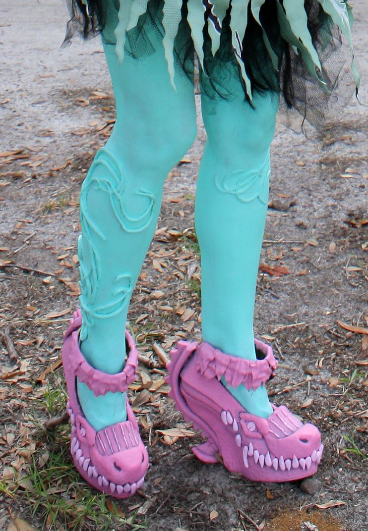 monster high cosplay shoes - Google Search | Dressing for my soul ...