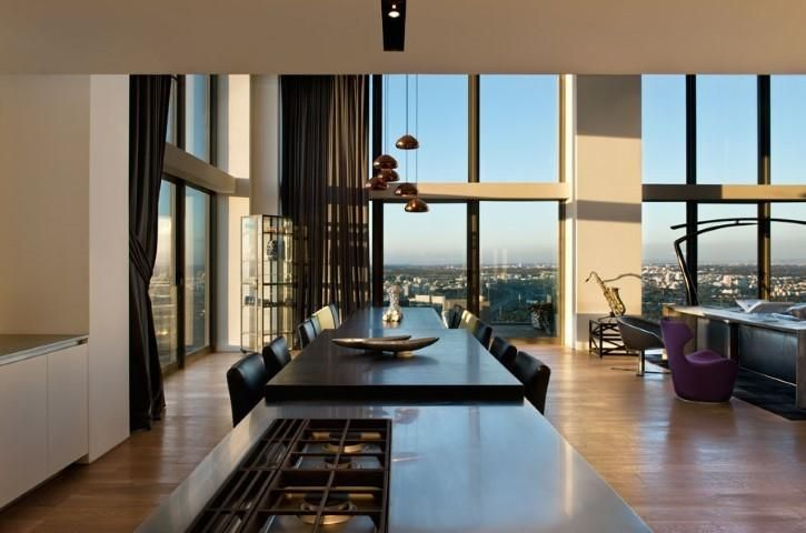 W tel aviv penthouse 2 majestic penthouses international
