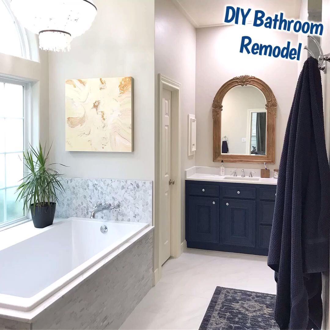 Diy Bathroom Remodel Projects Ideas Youtube Bathroom Diy Ideas Projects Remodel Youtube In 2020 Diy Bathroom Remodel Bathroom Remodel Master Bathrooms Remodel