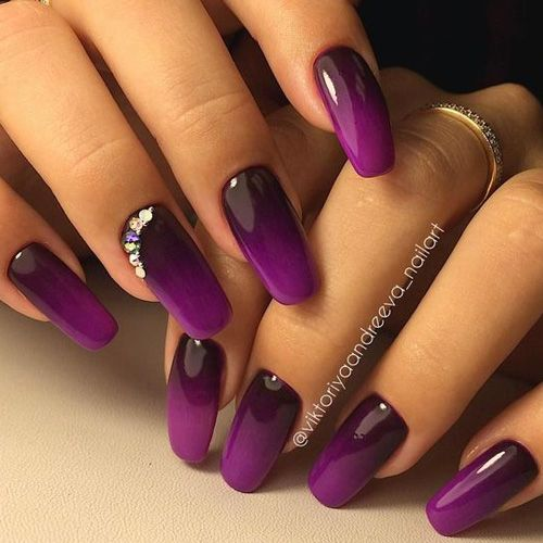 Best Ombre Nails For 2018 48 Trending Ombre Nail Designs Manicure Nail Designs Nail Art Ombre Nail Art Design 2017