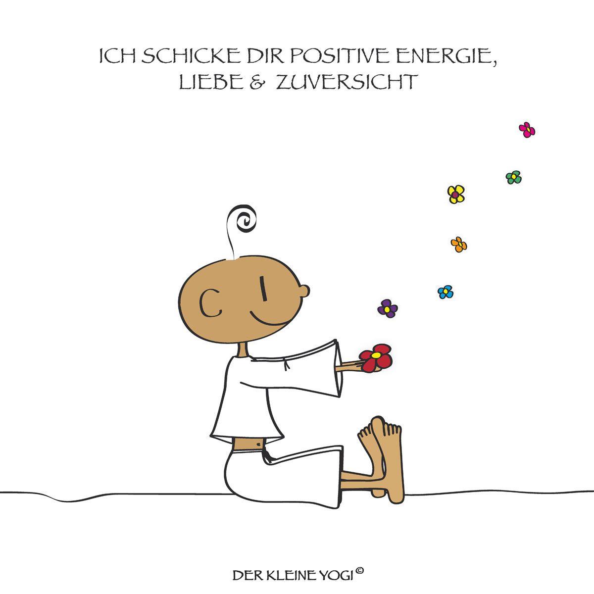 Positive Energie, Liebe Und Zuversicht